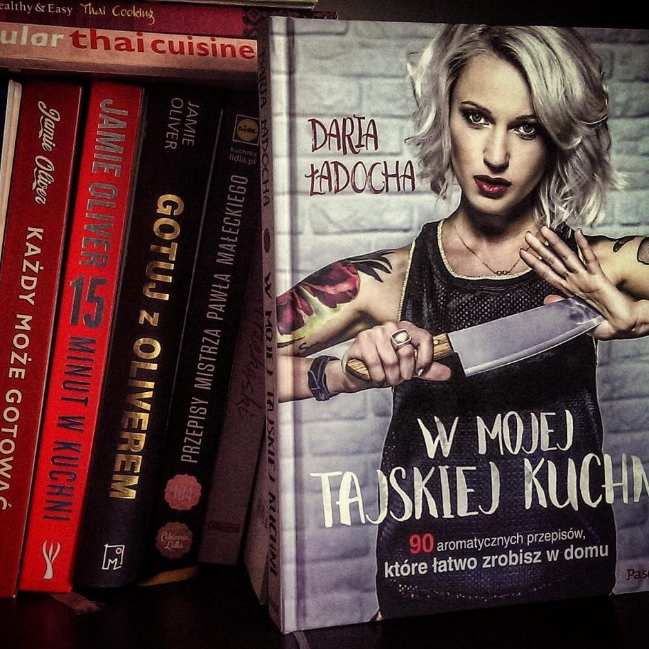 W Mojej Tajskiej Kuchni Najlepsze Polskie Wydanietajska Kuchnia