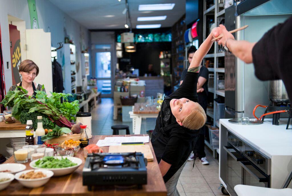 Kursy Kuchni Tajskiej Tajska Kuchnia Jest Prosta One