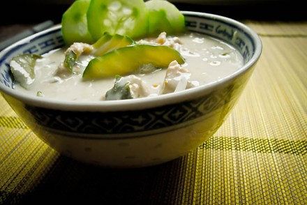 One More Thai - green curry