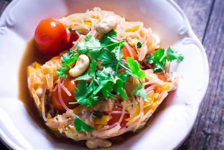 One More Thai_makaron sojowy w sosie ostrygowym-4