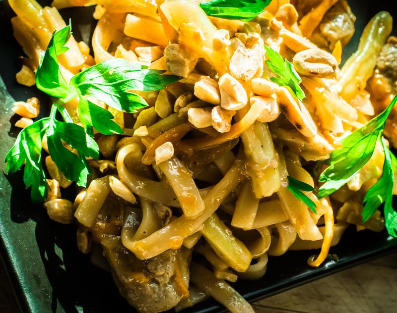 One More Thai_szybki makaron ryżowy