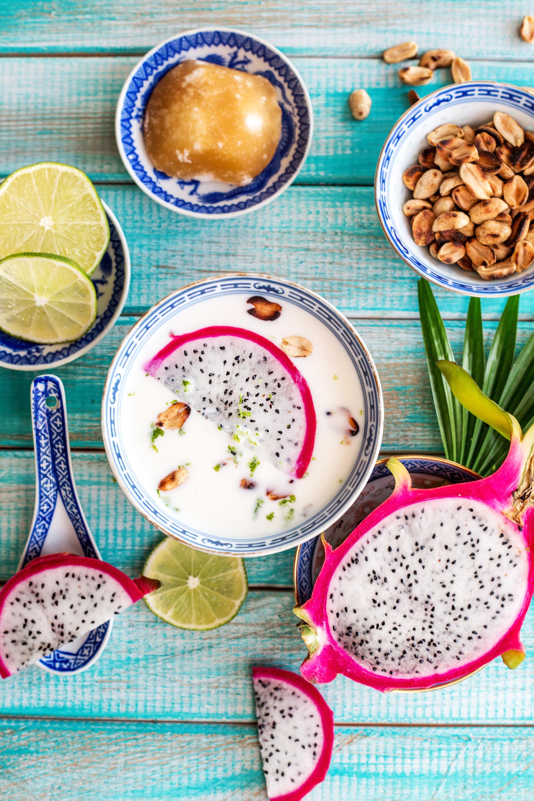 Owocowa zupa tajska1